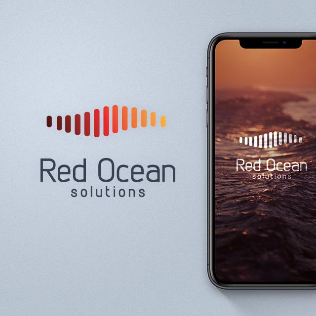 Red Ocean - Brand Logo