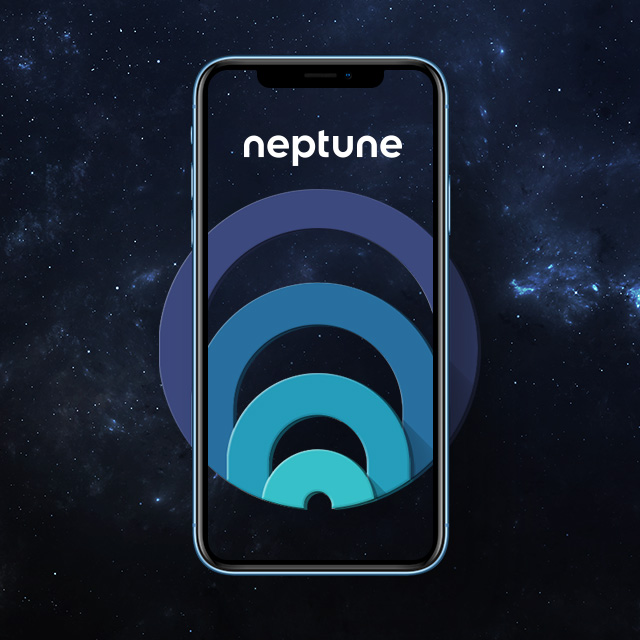 Neptune - Mobile Application Branding